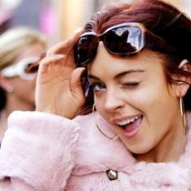 Sorte no Amor, filme com Lindsay Lohan