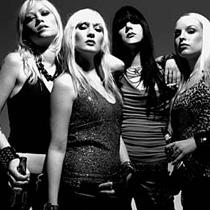 Crucified Barbara: mulheres do rock n' roll