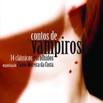 Livro Contos de Vampiros reúne 14 histórias clássicas