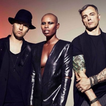 Skunk Anansie e as baratas de Charlie Big Potato.