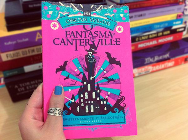 O Fantasma de Canterville, Livros