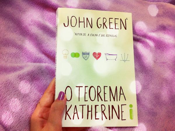 O Teorema Katherine, John Green