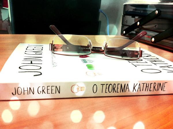 O Teorema Katherine, John Green, Intrínseca
