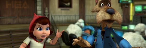 Top 10 fimes animados: Deu a Louca na Chapeuzinho