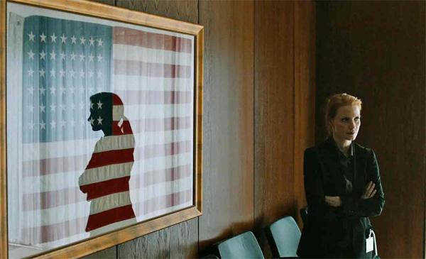 jessica-chastain-zero-dark-thirty-eua-flag