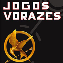 Jogos Vorazes, o primeiro livro da trilogia de Suzanne Collins