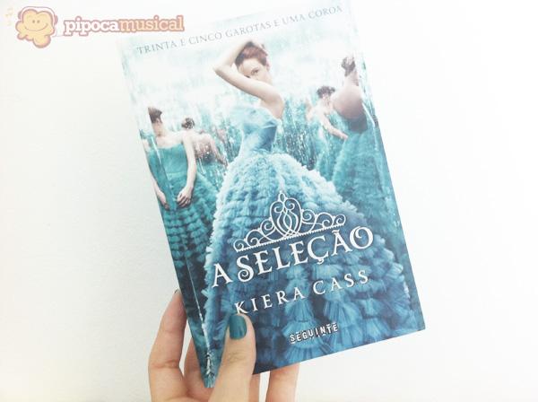 a selecao, livro a selecao, kiera cass, the selection, raquel moritz