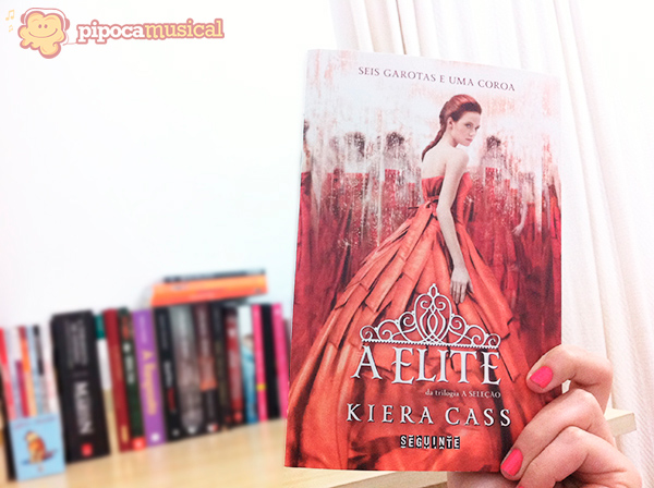 a elite, a seleção, o príncipe, kiera cass, livros kiera cass, livros a seleção