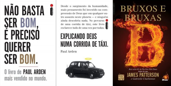 paul arden, james patterson, bruxos e bruxas