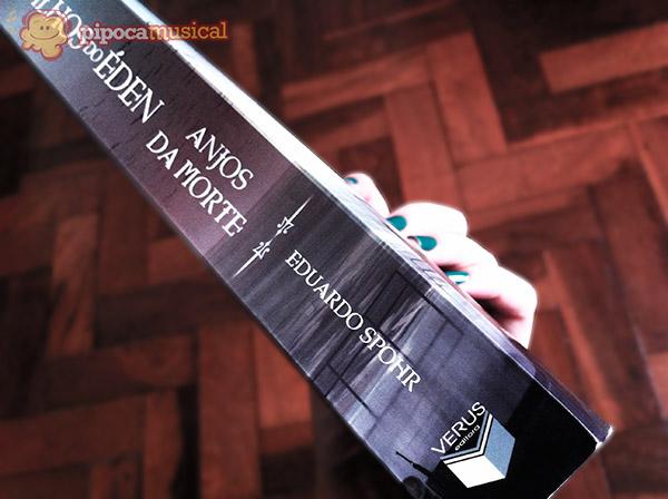 filhos do éden, anjos da morte livro, livro eduardo spohr, eduardo spohr, filhos do éden 2, livro 2 filhos do éden, editora verus, eduardo spohr verus