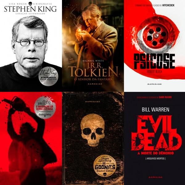 Livros da Darkside Books