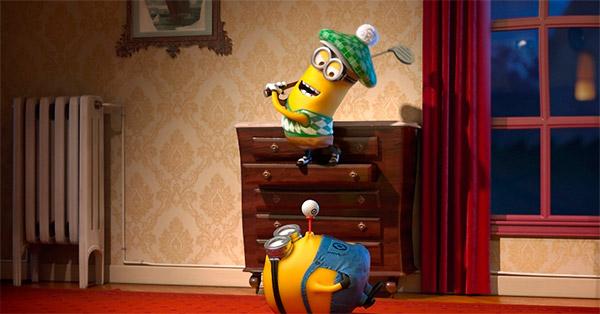 meu malvado favorito 2, dicas de filmes animados, minions, meu malvado favorito bichinhos amarelos