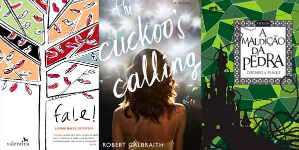 Fale!, The Cuckoo's Calling, A Maldição da Pedra