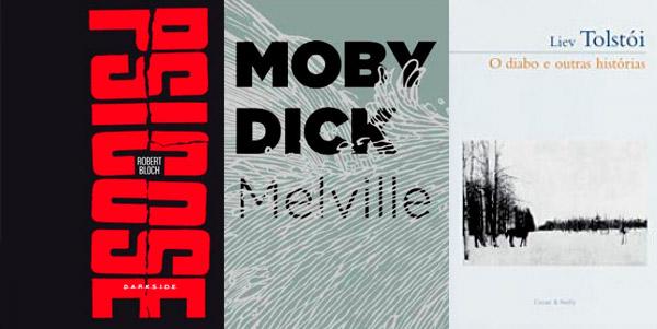 Psicose, Moby Dick, O Diabo e Outras Histórias