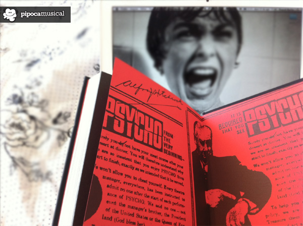 bates motel quarto 6, robert bloch livro, livros darkside books, pipoca musical, raquel moritz, livro psicose, alfred hitchcock, psicose hitchcock