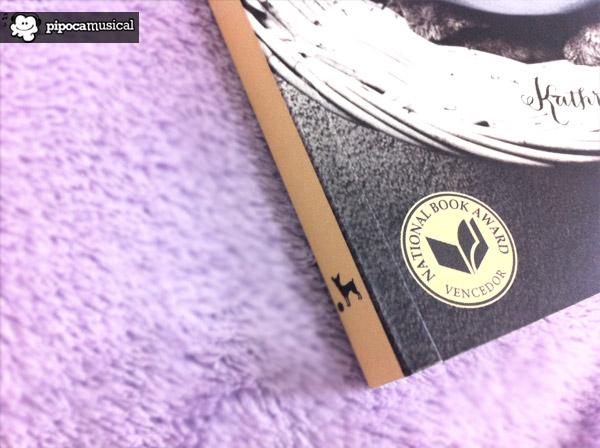 livro passarinha, livros kathryn erskine, pipoca musical, resenha livro passarinha kathryn, book award kathryn erskine