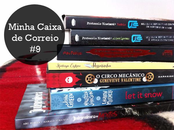 minha caixa de correio, raquel moritz, pipoca musical, dicas de livros, livros nerdbooks, livros jovem nerd