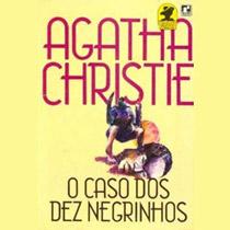 O Caso dos Dez Negrinhos, livro de Agatha Christie