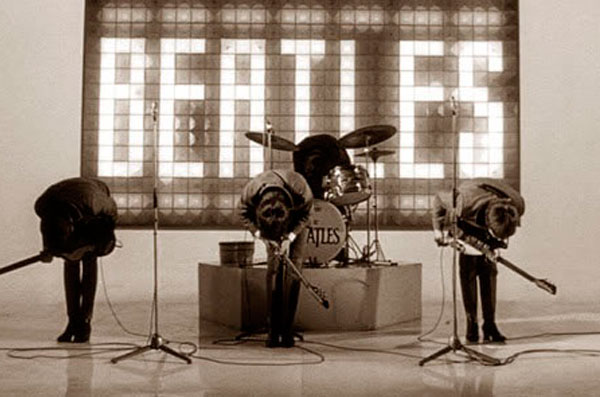 banda beatles, fotos beatles, clipe beatles