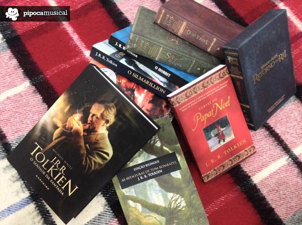 biografia tolkien, tolkien darksidebooks, pipoca musical, livros tolkien