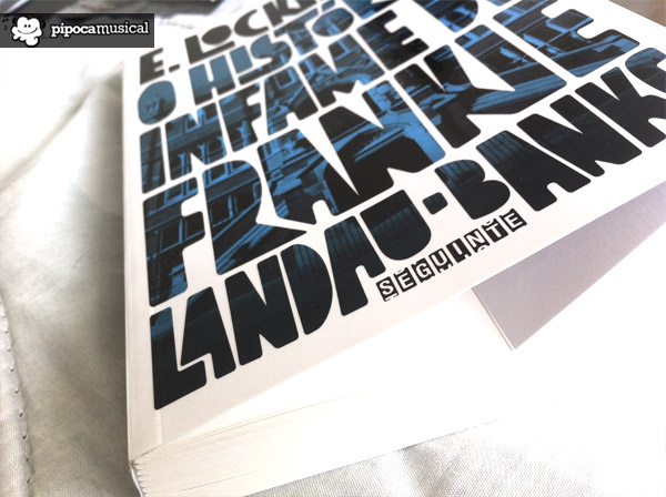 historico infame de frankie landau banks, livros e lockhart, editora seguinte, pipoca musical
