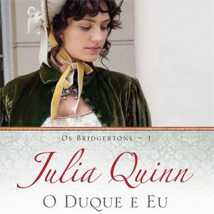 Os opostos se atraem em O Duque e Eu, livro de Julia Quinn