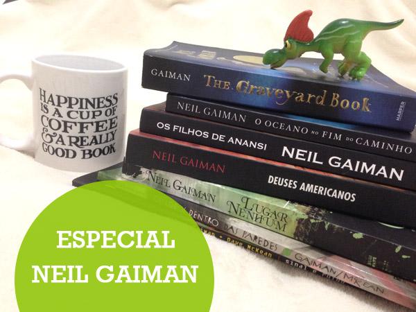 especial neil gaiman, raquel moritz, lucas paraizo, pipoca musical, livros neil gaiman, gaiman books