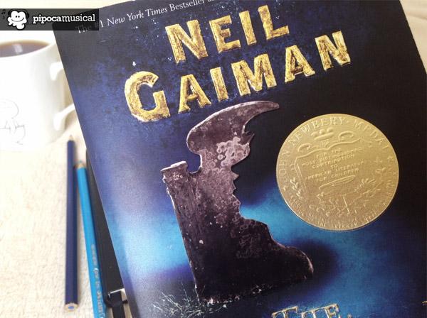 the graveyard book, livro do cemiterio, livros neil gaiman, pipoca musical, lucas paraizo, raquel moritz, premios neil gaiman, john newberry medal gaiman