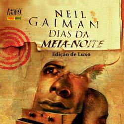 Dias da Meia-Noite reúne os primeiros trabalhos de Neil Gaiman para a DC Comics