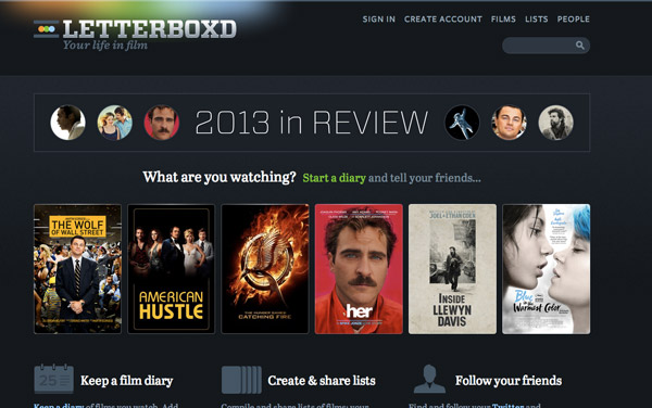 como usar letterboxd, letterboxd how to use, o que é letterboxd