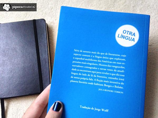 lemmings e outros, fabian casas livros, otra lingua rocco, livro lemmings, pipoca musical