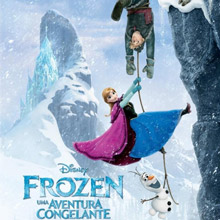 Frozen, uma aventura congelante (e musical)