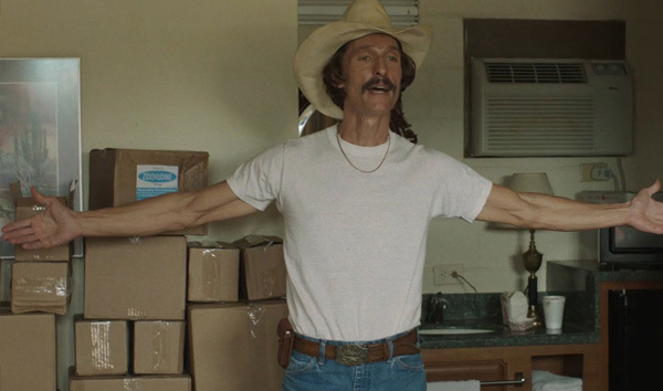 welcome to dallas buyers club