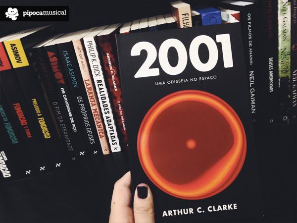2001 uma odisseia livro, pipoca musical, editora aleph