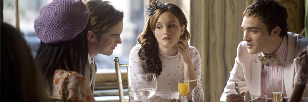 referencias de cinema em gossip girl, the wild brunch gossip girl