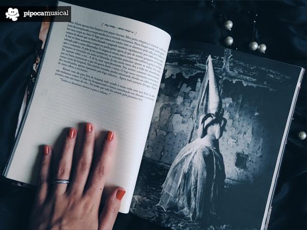 livro insanas, contos de terror escrito por mulheres, pipoca musical