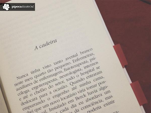 livro escafandro borboleta wmf martins, pipoca musical, livros biografias