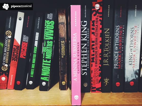a menina submersa, darkside books, pipoca musical