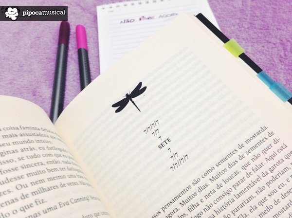 a menina submersa, darkside books, pipoca musical, urban fantasy
