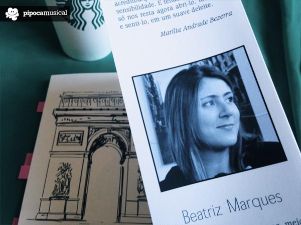 beatriz marques, pipoca musical, livros cronicas