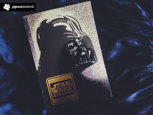 capa livro star wars, darkside pipoca musical