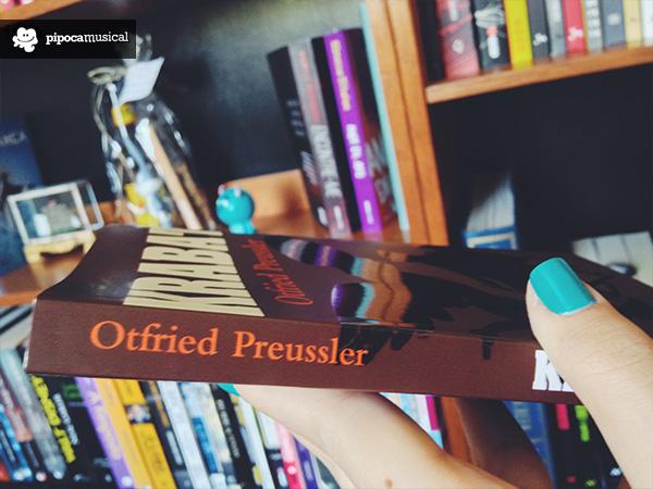 krabat ottfried, martins fontes, livros de magia, pipoca musical