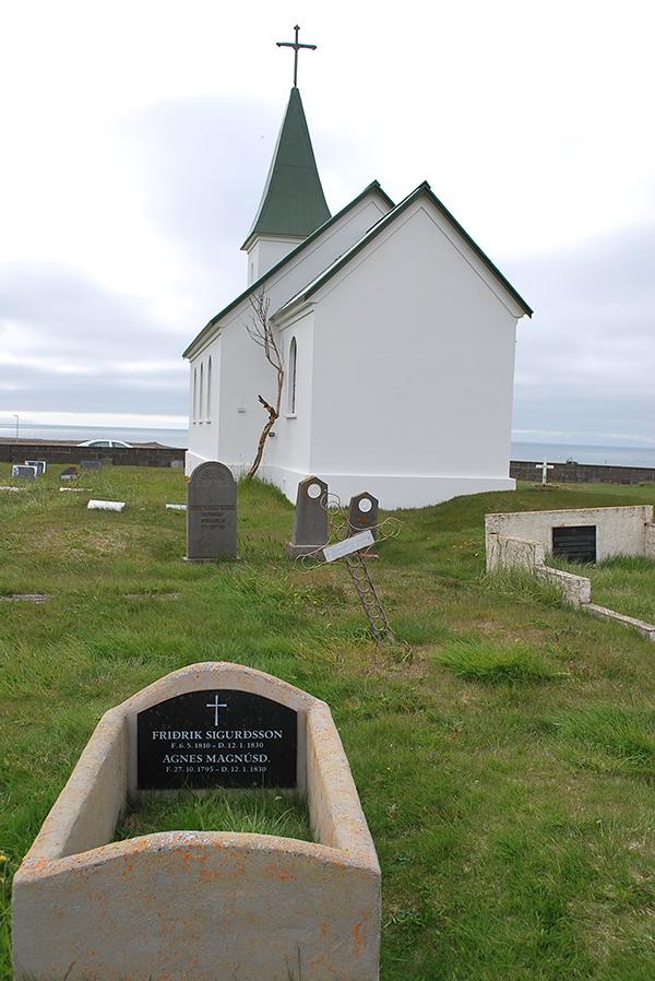 tumulo agnes fridrik islandia, livro ritos de adeus