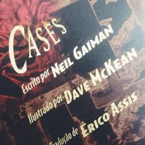 Violent Cases: a primeira graphic novel de Gaiman e McKean