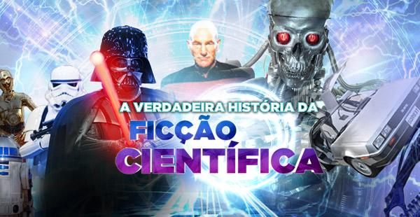 a verdadeira historia da ficcao cientifica bbc history channel