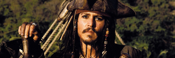 top 10 bigodes do cinema, novembro azul cinema, movie moustaches, movember, piratas do caribe
