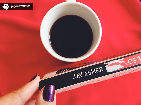 os 13 porques, jay asher, livros suicídio, pipoca musical