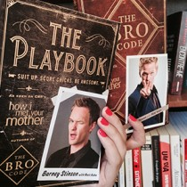 Os livros de Barney Stinson, de How I Met Your Mother