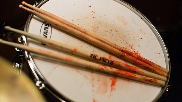 whiplash movie 2014, drummer