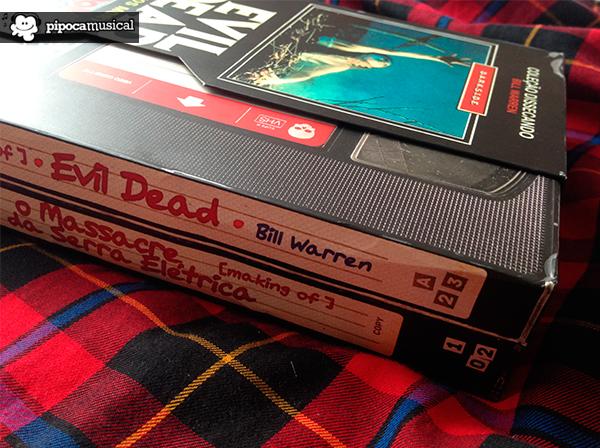 darksidebooks box terror vhs, pipoca musical